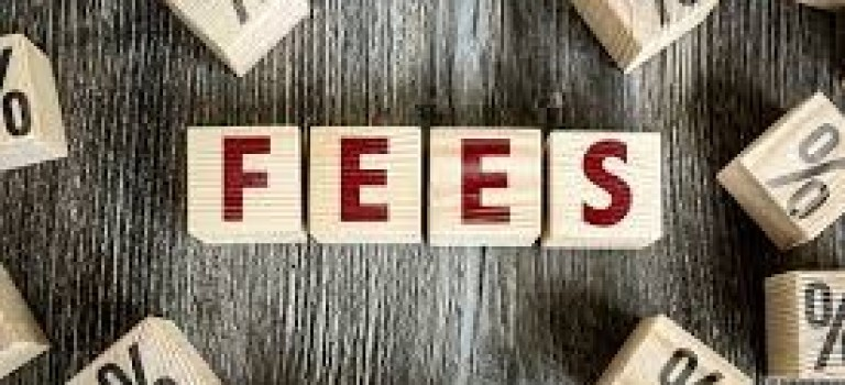 What are the transfer fees of property in Cyprus?