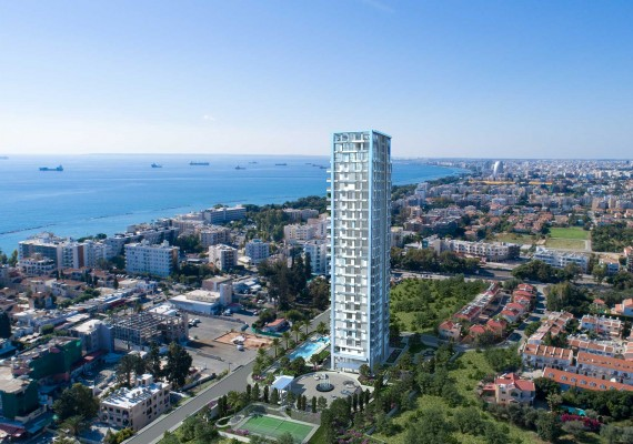 Marr Tower Limassol High-rise
