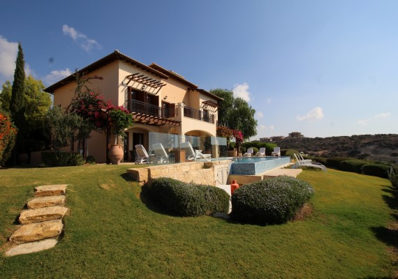 Luxury Properties In Aphrodite Hills
