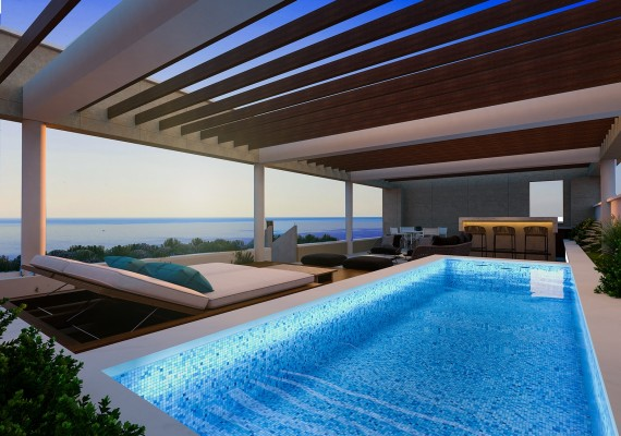 Penthouse For Sale Limassol