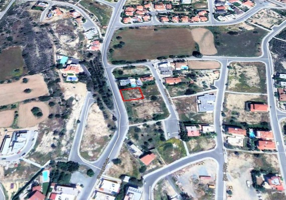 Residential Land For Sale In Ayios Athanasios