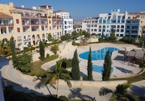 Nereids Limassol Marina Apartment For Sale