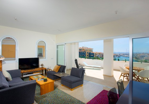 Limassol Marina Apartment For Sale