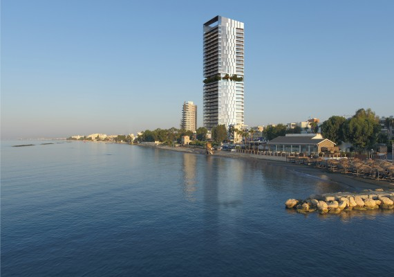 Olympic Resort Limassol Skyline