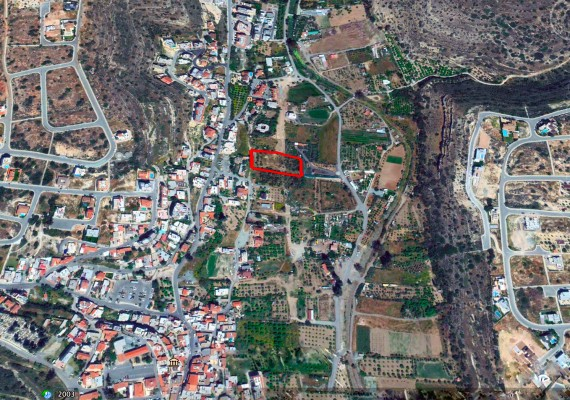 Investment Land In Yermasoyia