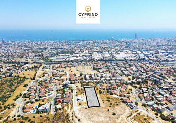 Ayios Athanasios Land For Sale