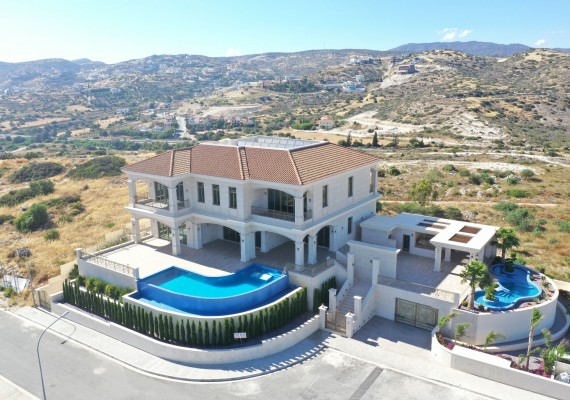 Eagle Eye Limassol Villa For Sale