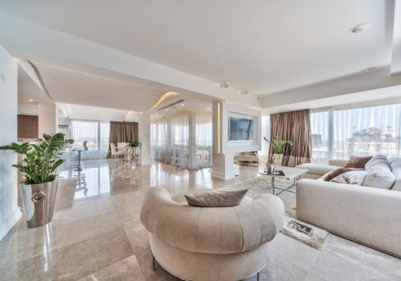 Luxury Penthouse For Rent Limassol