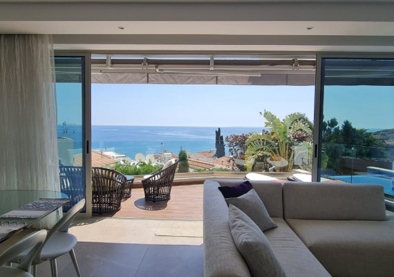Luxury Villa For Sale Sea Gallery Limassol