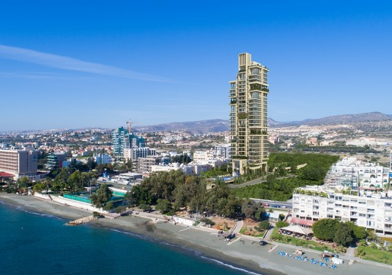Dream Tower Apartments Limassol