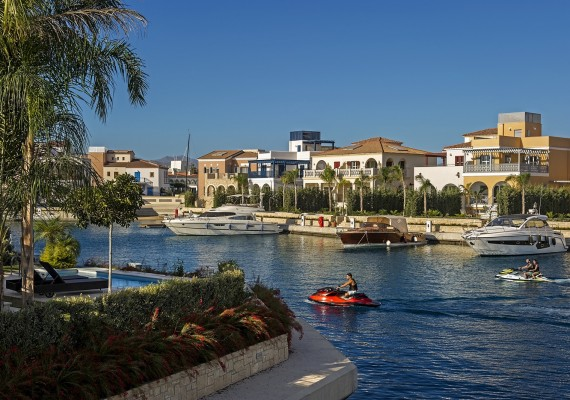 Resale Villa At Limassol Marina