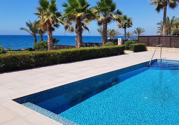 Villa On The Beach Limassol