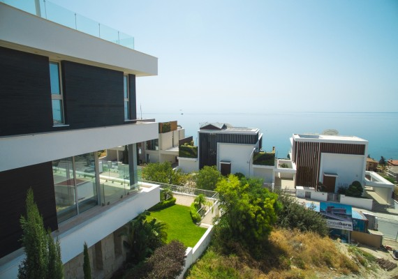 Sea View Villa Limassol
